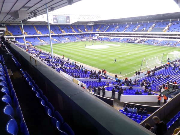 White Hart Lane, London