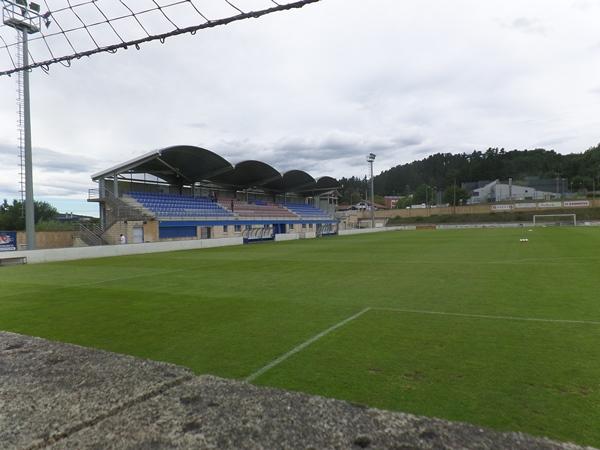 Campo Municipal de Urritxe, Amorebieta-Echano