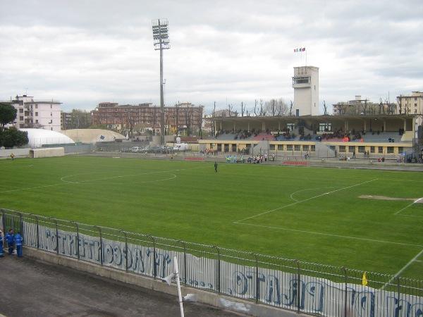 Stadio Lungobisenzio, Prato