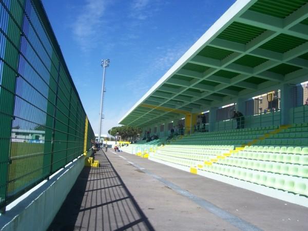 Stadio Alberto Vallefuoco, Mugnano di Napoli