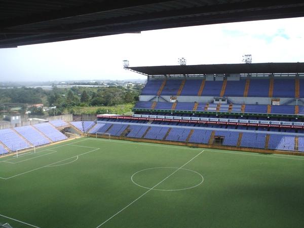 Estadio Ricardo Saprissa Aymá, San Juan de Tíbás (San José)