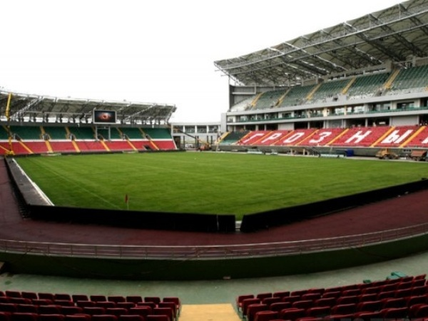 Akhmat Arena, Groznyi