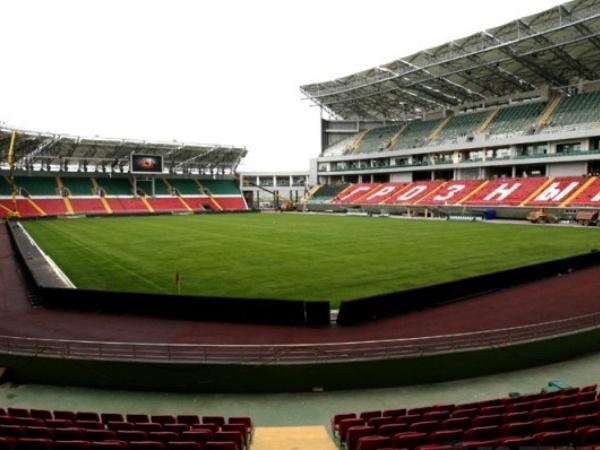 Stadion im. Akhmat-Hadji Kadyrova, Groznyi