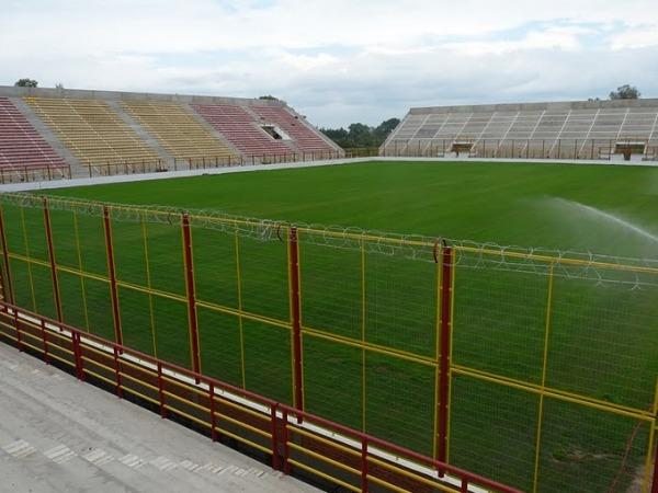 Estadio Centenario del Club Atlético Sarmiento, Resistencia, Provincia del Chaco