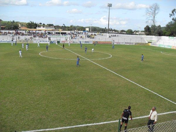 Estádio Municipal Ferreira Lima, Timbaúba, Pernambuco