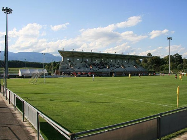 Centre sportif de Colovray, Nyon