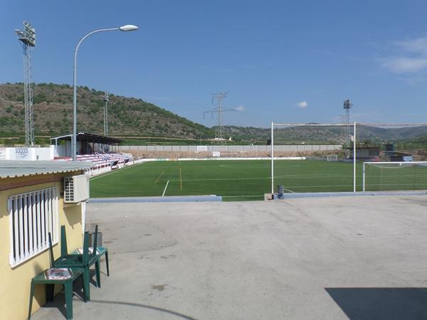 Estadio Nou Camp de Morvedre, Sagunto (Sagunt)
