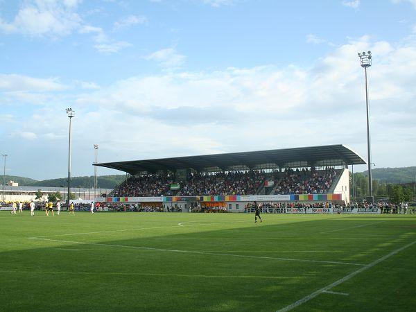 Sportzentrum Niedermatten, Wohlen