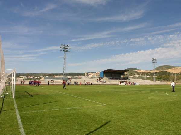 Ciudad Deportiva de Buñol - Campo 1, Buñol