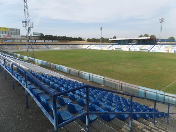 Estadio Municipal de El Soto, Móstoles