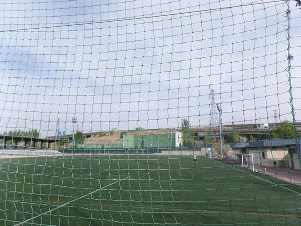 Estadio La Canaleja, Alcorcón