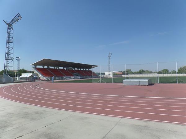 Estadio Municipal Santiago del Pino, San Fernando de Henares