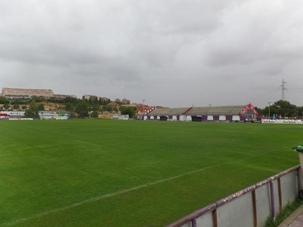 Campo 1 Anexos del José Zorrilla, Valladolid