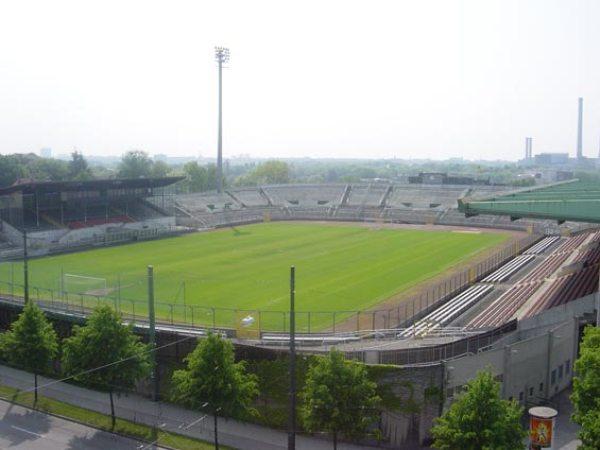 Städtisches Stadion an der Grünwalder Straße, München