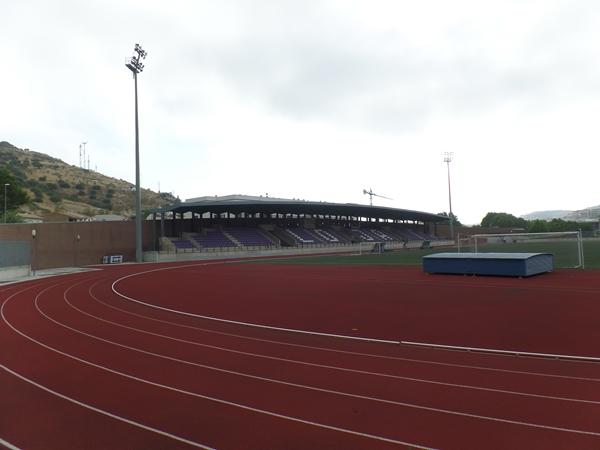 Estadio Municipal Medina Lauxa, Loja