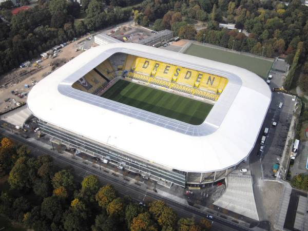 Stadion Dresden, Dresden