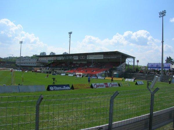 Städtisches Jahnstadion, Regensburg