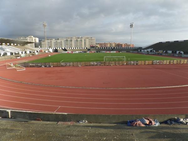 Estadio Municipal, La Línea de la Concepción
