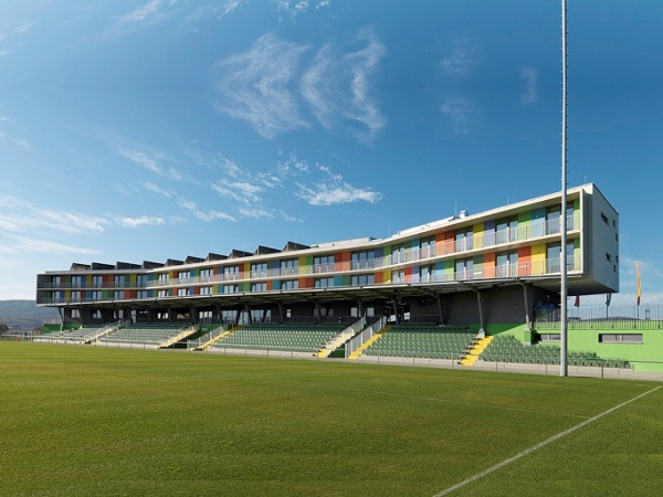Fußballakademie Burgenland, Mattersburg