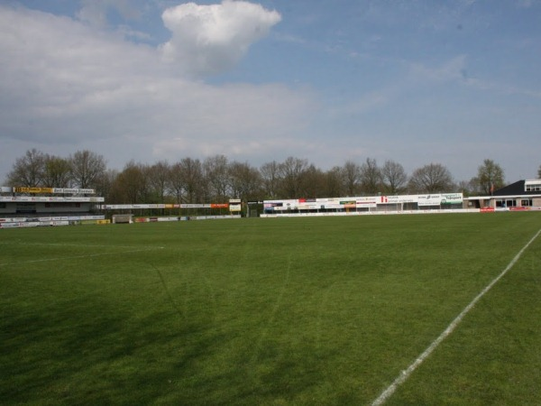 Sportpark Het Lageveld (SVZW), Wierden