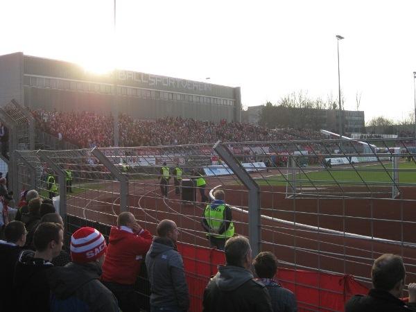 Sportforum Sojus 31, Zwickau