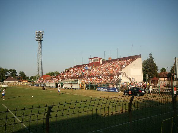 Révész Géza utcai stadion, Siófok