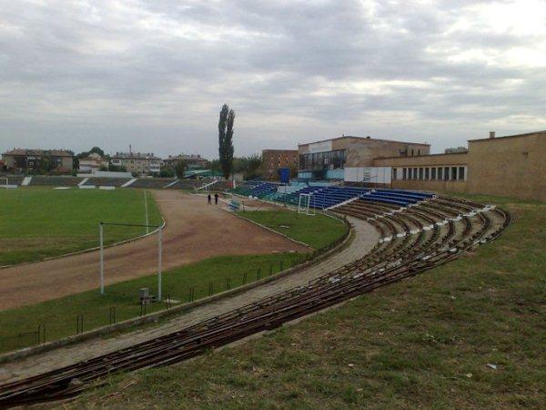 Stadion Georgi Benkovski, Vidin