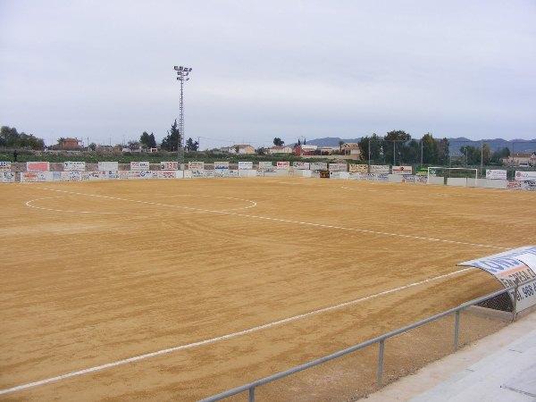 Estadio de Los Tollos, Lorca